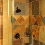 Slate Steam Shower